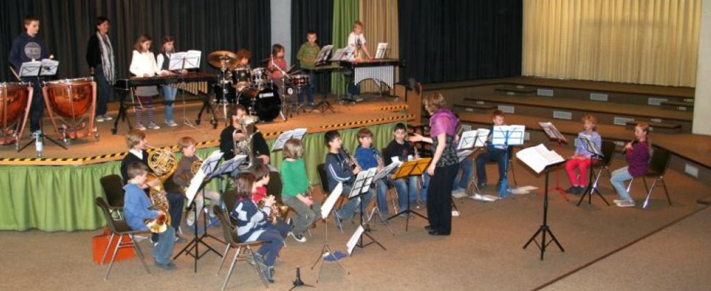 Junior-Orchester OSB